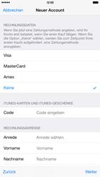 Apple iPhone 6 Plus - iOS 8 - Apps - Einrichten des App Stores - Schritt 19