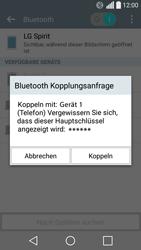 LG Spirit 4G - Bluetooth - Verbinden von Geräten - Schritt 7