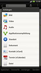 HTC One X - E-Mail - E-Mail versenden - 10 / 16
