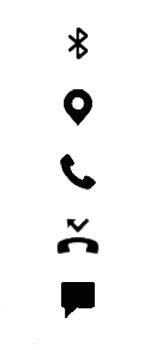 Samsung Galaxy A51 - Premiers pas - Comprendre les icônes affichés - Étape 13