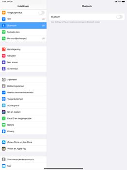 Apple ipad-pro-12-9-inch-2018-Model A1895-ipados-13 - Bluetooth - Aanzetten - Stap 3