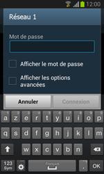 Samsung Galaxy Trend Lite - WiFi - Configuration du WiFi - Étape 7