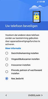 Samsung Galaxy S8 (G950) - Toestel - Toestel activeren - Stap 23
