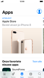 Apple iPhone 5s - iOS 11 - apps - app store gebruiken - stap 5