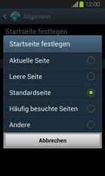 Samsung Galaxy Express - Internet und Datenroaming - Manuelle Konfiguration - Schritt 22