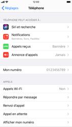 Apple iPhone 6s - iOS 14 - WiFi - Activez WiFi Calling - Étape 5