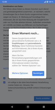Sony Xperia XZ3 - Apps - Konto anlegen und einrichten - Schritt 17