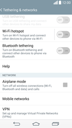 LG G3 - Network - Manual network selection - Step 5