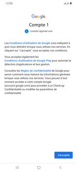 Samsung Galaxy S20 Ultra 5G - E-mail - 032a. Email wizard - Gmail - Étape 11