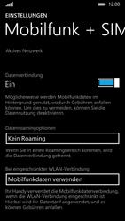 Nokia Lumia 930 - Ausland - Im Ausland surfen – Datenroaming - 7 / 11