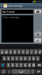 Samsung I9300 Galaxy S III - MMS - Sending pictures - Step 7