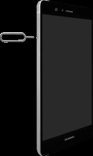 Huawei P9 Sim Karte Einlegen.Sim Karte Einlegen P9 Lite Gerätehilfe