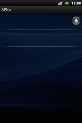 Sony Ericsson Xperia Mini Pro - Internet - handmatig instellen - Stap 11