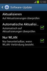 Samsung Galaxy Fame Lite - Software - Installieren von Software-Updates - Schritt 7