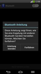 LG D955 G Flex - Bluetooth - Verbinden von Geräten - Schritt 5
