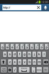 Samsung S6810P Galaxy Fame - Internet - Internet browsing - Step 4