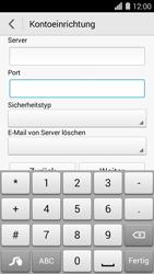 Huawei Ascend Y550 - E-Mail - Konto einrichten - 1 / 1