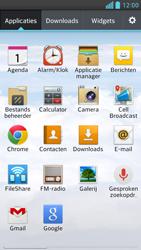 LG D505 Optimus F6 - E-mail - E-mails verzenden - Stap 3