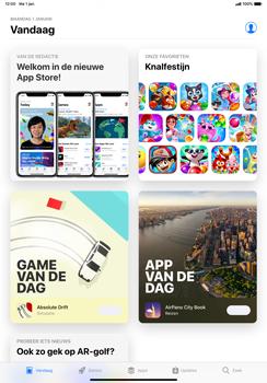 Apple ipad-pro-11-inch-2018-model-a1934 - Applicaties - Downloaden - Stap 4