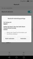 Huawei P9 - Bluetooth - Geräte koppeln - 0 / 0