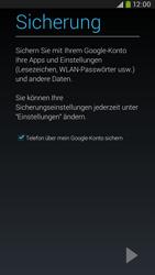 Samsung Galaxy Mega 6-3 LTE - Apps - Konto anlegen und einrichten - 1 / 1
