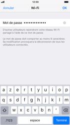 Apple iPhone 7 - iOS 12 - Internet - Configurer un point d'accès mobile - Étape 5