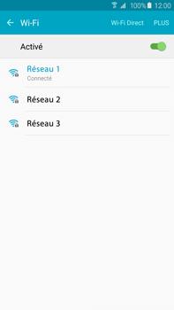 Samsung Galaxy S6 edge+ (G928F) - WiFi - Configuration du WiFi - Étape 8