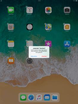 Apple iPad Pro 12.9 inch - Apps - Löschen und wiederherstellen von vorinstallierten iOS-Apps - 0 / 0
