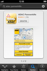 Apple iPhone 4 - Apps - Herunterladen - 16 / 20