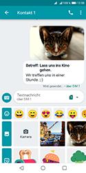 Huawei Y5 (2018) - MMS - Erstellen und senden - 21 / 22