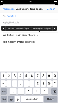 Apple iPhone 7 Plus - E-Mail - E-Mail versenden - 10 / 16