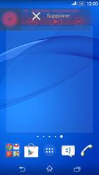 Sony Xperia E4g - Applications - Personnaliser l