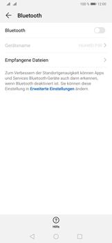 Huawei P30 - Bluetooth - Verbinden von Geräten - Schritt 5