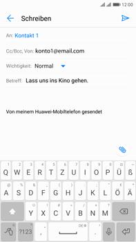 Huawei Mate 9 Pro - E-Mail - E-Mail versenden - 8 / 16