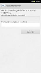 Sony LT28h Xperia ion - e-mail - handmatig instellen - stap 15