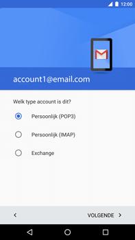 Huawei Google Nexus 6P - E-mail - Account instellen (POP3 met SMTP-verificatie) - Stap 12