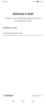 Huawei Y6P - Applications - Créer un compte - Étape 14