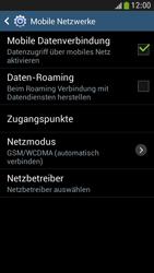 Samsung Galaxy S 4 Mini LTE - Internet und Datenroaming - Deaktivieren von Datenroaming - Schritt 7