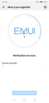Huawei P20 Pro - Android Pie - Logiciels - Installation de mises à jour - Étape 5