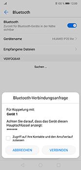 Huawei P20 Lite - Bluetooth - Verbinden von Geräten - Schritt 7