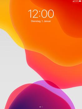 Apple iPad 9.7 (2017) - iPadOS 13 - Gerät - Einen Soft-Reset durchführen - Schritt 4