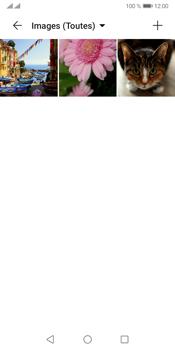 Huawei Y5P - Photos, vidéos, musique - Envoyer une photo via Bluetooth - Étape 6