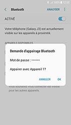 Samsung Galaxy J3 (2017) - Internet et connexion - Connexion avec un équipement multimédia via Bluetooth - Étape 9