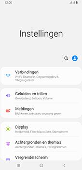 Samsung galaxy-a6-plus-sm-a605fn-ds-android-pie - WiFi - Mobiele hotspot instellen - Stap 4