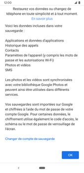 Google Pixel 3a - Aller plus loin - Gérer vos données depuis le portable - Étape 12
