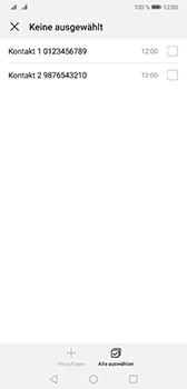 Huawei Mate 20 - Anrufe - Anrufe blockieren - 9 / 12