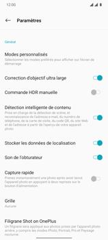 OnePlus 7T - Photos, vidéos, musique - Prendre une photo - Étape 7