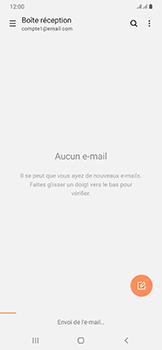 Samsung Galaxy A50 - E-mail - envoyer un e-mail - Étape 20