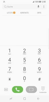 Samsung Galaxy S8 - Anrufe - Anrufe blockieren - Schritt 5