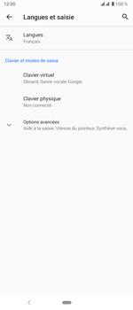 Sony Xperia 5 - Prise en main - Comment ajouter une langue de clavier - Étape 6